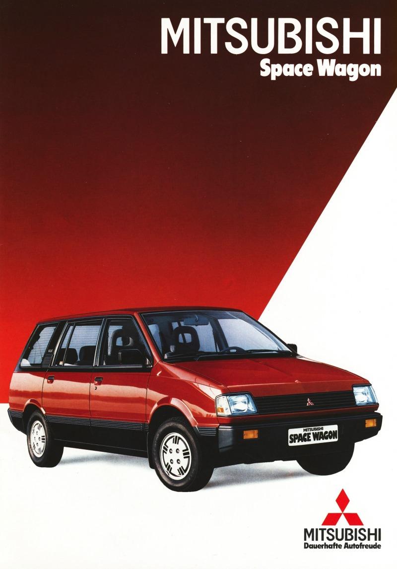 Mitsubishi Space Wagon 1984